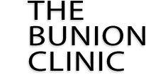 The Bunion Clinic - business title